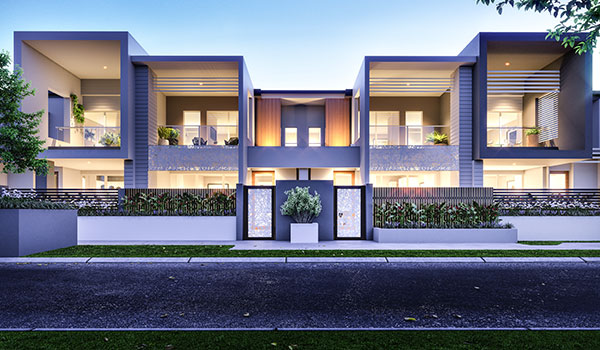 Vue terrace homes cbd robina for Terrace house 1