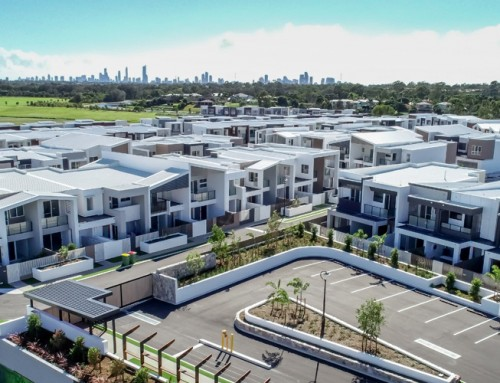 Vue Terrace Homes, at the heart of an emerging precinct