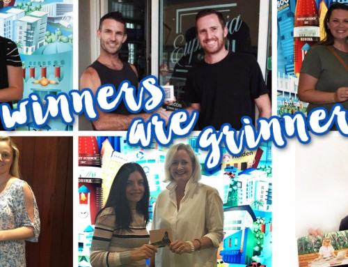 Who is our lucky $100 Robina Town Centre voucher winner?!